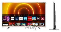 Rénové Philips 43 Pouces 43pus8105 Smart 4k 2020 Modèle Ultra Hd Ambilight Tv