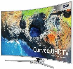 Samsung 49mu6500 Téléviseur À Led Wifi Intelligent Avec Technologie Wi-fi Wifi Gratuite Freeview 4k 49 Pouces
