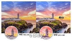 Samsung 49nu7300 Téléviseur À Led Wifi Intelligent 4k Ultra Hd 4k Ultra Hd Courbé De 49 Cm, Noir