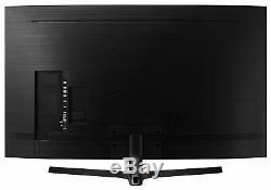 Samsung 49nu7500 Téléviseur Led Wifi Intelligent Wifi Ultra-courbé De 49 Pouces 4k Ultra Hd