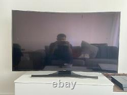 Samsung 4k Ultra Hd 55 Pouces Curved Smart Tv Avec 4k Amazon Firestick