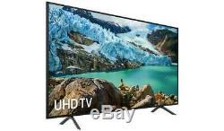 Samsung 50 Pouces Smart Tv 4k Ultra Hd Grande Télévision À Écran Plat Tnt Uhd