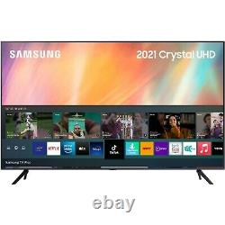 Samsung 55 Pouces Au7100 Ultra Hd Hdr Smart 4k Tv