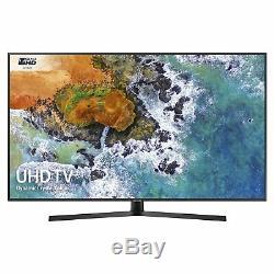 Samsung 55 Pouces Nu7400 4k Ultra Hd Hdr Télévision Dynamique À Cristaux Liquides Dynamiques (noir)