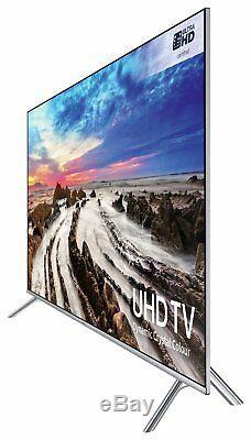 Samsung 55mu7000 Téléviseur Led Smart Wifi Ultra Hd Hdr De 55 Pouces, Noir