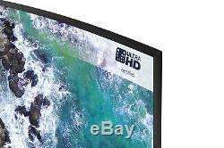Samsung 55nu7500 Téléviseur Led Wifi Intelligent Wifi Ultra-net 4k Courbé De 55 Pouces