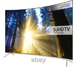 Samsung 65 Inch Courbé Smart 4k Ultra Hd Hdr Led Tv Ue65ks7500 Cristal