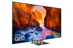 Samsung 65 Pouces 4k Ultra Hd Hdr 2000 Intelligente Qled Tv Avec Apple Tv App Qe65q90r