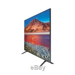 Samsung 70 Pouces Smart Tv 4k Ultra Hd Grand Téléviseur À Écran Plat Freeview Hdr
