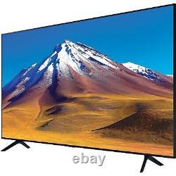 Samsung 75 Pouces 4k Ultra Hd Avec Hdr10+ Tv Intelligent Led