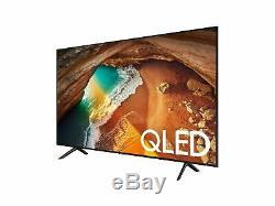 Samsung Q60r (65 Pouces) Ultra Hd 4k Hdr Intelligent Qled Télévision (noir)