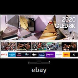 Samsung Q700 Qe55q700ta 55 Pouces Intelligent 8k Ultra Hd Qled Tnt Hd Et Freesat