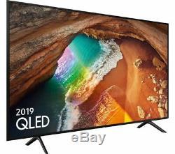 Samsung Qe43q60rat 43 Pouces 4k Ultra Hd Hdr Intelligent Wifi Qled Tv Noir