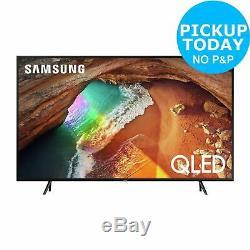 Samsung Qe43q60ratxxu 43 Pouces 4k Ultra Hd Hdr Intelligent Wifi Qled Tv Noir