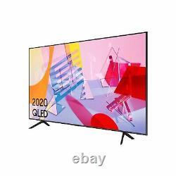 Samsung Qe43q60t 43 Pouces 4k Ultra Hdr Smart Wifi Qled Tv Noir