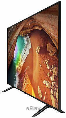 Samsung Qe49q60ratxxu 49 Pouces 4k Ultra Hd Hdr Intelligent Wifi Qled Tv Noir