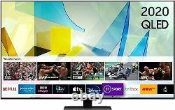 Samsung Qe49q80ta Q80t 49 Pouces Intelligent 4k Ultra Hd Qled Tnt Hd