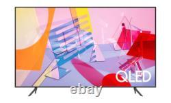 Samsung Qe50q60t 50 Pouces 4k Ultra Hd Hdr Intelligent Wifi Qled Tv Noir