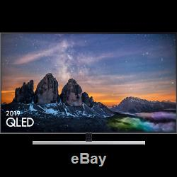 Samsung Qe55q80ra 55 Pouces Intelligent 4k Ultra Hd Qled Tnt Hd Et Freesat Hd 4