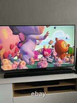 Samsung Qe55q90ra 55 Pouces 4k Ultra Hdr Qled Smart Tv