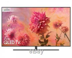 Samsung Qe55q9fn 55 Pouces 4k Ultra Hd Smart Tv Noir Garantie De 5 Ans