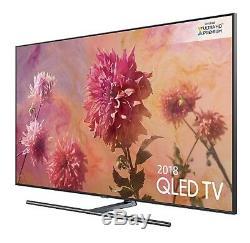 Samsung Qe55q9fn 55 Pouces Smart 4k Ultra Hd Hdr Qled Tv Hd Freesat Tvplus C E Année