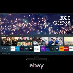 Samsung Qe65q700ta Q700 65 Pouces Smart 8k Ultra Hd Qled Freeview Hd Et Freesat