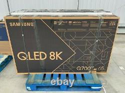 Samsung Qe65q700ta Q700 65 Pouces Tv Smart 8k Ultra Hd Qled #lf26084