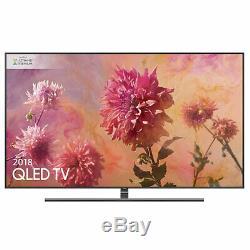 Samsung Qe65q9fnatxxu Téléviseur Qled Hd Téléviseur Hd Ultra Hd 4 Pouces, 65 Pouces, Double Freesat Hd