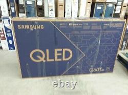 Samsung Qe75q60ta Q60t 75 Pouces Smart 4k Ultra Hd Qled Freeview Hd #lf23776