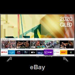 Samsung Qe85q70ta Q70t 85 Pouces Intelligent 4k Ultra Hd Qled Tnt Hd Et Freesat