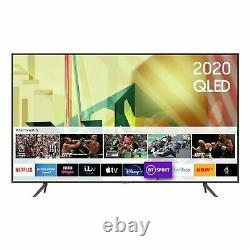 Samsung Qe85q70tatxxu 85 Pouces 4k Ultra Smart Hd Wifi Qled Tv Noir
