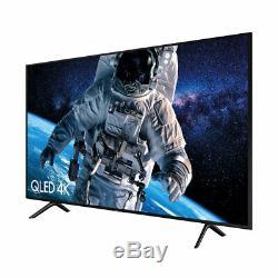 Samsung Qled Qe55q60ra 55 Pouces Intelligent 4k Ultra Hd Hdr Technologie Tv Ai