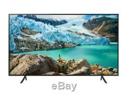 Samsung Série 7 Ue75ru7020k 75 Pouces 4k Ultra Hd Smart Tv Wi-fi Noir