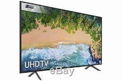 Samsung Téléviseur À Écran Plat 65 Pouces Ultra Smart Tv 4k Ultra Hd Avec Freeview Uhd
