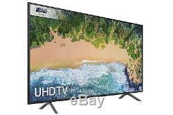 Samsung Téléviseur À Écran Plat Ultra Hd Uhd Avec Télévision Intelligente 4k 4k Ultra Hd