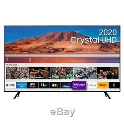Samsung U75tu7100kxxu 75inch 4k Ultra Hd Hdr Smart Tv Apple Tv Wifi Alexa