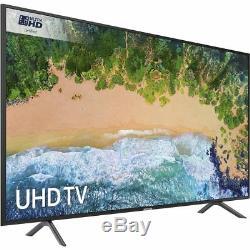 Samsung Ue40nu7120 Nu7000 4 Pouces Ultra Hd 4k Un Téléviseur Intelligent Led 3 Hdmi