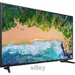 Samsung Ue43nu7020 Nu7000 43 Pouces 4k Ultra Hd Un Téléviseur Led Intelligent 2 Hdmi