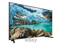 Samsung Ue43ru7020 43 Pouces 4k Ultra Hd Hdr Smart Tv Wifi Catch Up Bt Sport Usb
