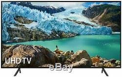 Samsung Ue43ru7100kxxu 43 Pouces 4k Ultra Hd Hdr Intelligent Wifi Tv Led Noir