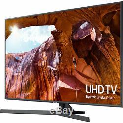 Samsung Ue43ru7400 Ru7400 43 Pouces Smart Tv 4k Ultra Hd Led Tnt Hd Et