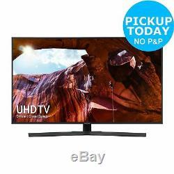 Samsung Ue43ru7400uxxu 43 Pouces 4k Ultra Hd Hdr Intelligent Wifi Tv Led Noir
