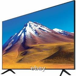 Samsung Ue43tu7020 43 Pouces Tv Smart 4k Ultra Hd Led Freeview Hd