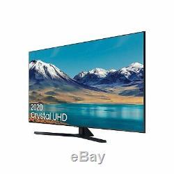 Samsung Ue43tu8500 43 Pouces 4k Ultra Hd Hdr Intelligent Wifi Tv Led Noir