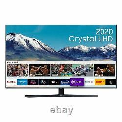 Samsung Ue43tu8500 43 Pouces 4k Ultra Hdr Wifi Led Smart Tv Noir