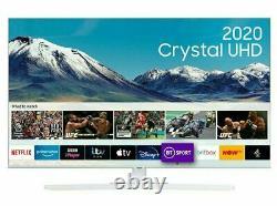 Samsung Ue43tu8510uxxu 43 Inch 4k Ultra Hd Smart Tv Netflix Cadeau Noël Cristal Royaume-uni