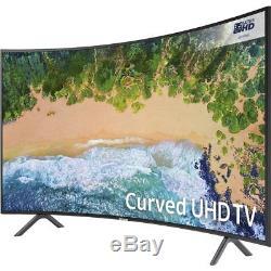 Samsung Ue49nu7300 Nu7000 Téléviseur Led Intelligent Certifié Ultra Hd 4k Courbé De 49 Pouces 3