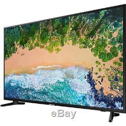 Samsung Ue50nu7020 Nu7000 50 Pouces 4k Ultra Hd Un Téléviseur Led Intelligent 2 Hdmi