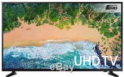 Samsung Ue50nu7020 Téléviseur Smart Hd 4k Hdr Ultra Hd Certifié Auto Motion Plus